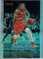 2016-17 Panini Studio driven #dr - RW russell westbrook, Rockets, OKC, NBA