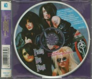 Pretty Boy Floyd - Rock And Roll 1989 MCA picture disc CD single