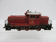 MES-41141Märklin H0 Diesellok DB 260 417-1 mit Telex,Funktion geprüft,