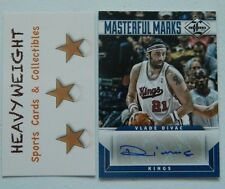 """VLADE DIVAC AUTO #'d """"MASTERFUL MARKS 12-13 LIMITED"""