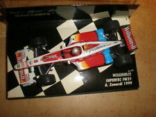Minichamps 1/43 Williams F1 Team Supertec FW21  A.Zanardi 1999      MIB (13/027)