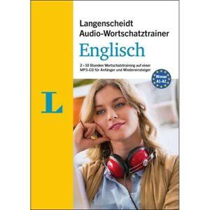 ENGLISCH Anfänger-Wortschatz lernen - Audio-Training mit MP3-CD + Begleitheft