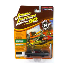 Johnny Lightning JLMC020-A2 Ford Galaxie 500 Black - Muscle Cars USA 1:64 New °