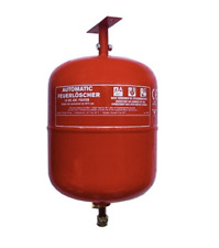 10kg Automatic Powder Fire Extinguisher Löschanlage Automatic Fire Extinguisher