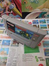 Super Nintendo SNES:Cybernator [TOP & 1ERE EDITION] SEUL - Fr