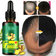 ReGrow - 7 Day Ginger Germinal Hair Growth Serum Essence Oil Hair Loss Building