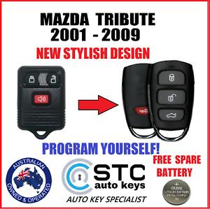 MAZDA TRIBUTE REMOTE KEY LESS ENTRY FOB 2001 2001 2003 2004 2005 2006 2007 2008