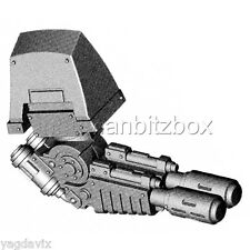 HHP05 CONTEMPTOR RIGHT ARM FUSEUR MULTI META SPACE MARINE BITZ W40K HORUS HERESY