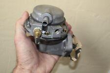 1961 through 1968  Lincoln Continental Carter 3 port fuel pump  FRESHLY REBUILT