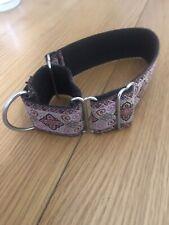 Martingale Dog Collar Greyhound Lurcher Saluki