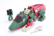 Transformers G1 Skullcruncher Headmasters Grax (Missing Arm) Missing Tail Played