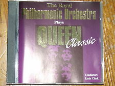 CD The Royal Philarmonic Orchestra Plays Queen Classic