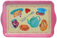 Tea Time Cupcakes 100 Melamine Medium Tray