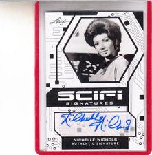 "2011 Leaf Pop Century Sci Fi Nichelle Nichols ""Star Trek"" Autograph Auto"