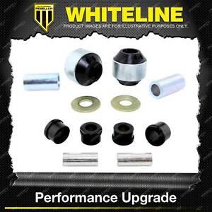 Whiteline Front Control Arm Lower Inner Bush Kit for Subaru Outback BP Tribeca