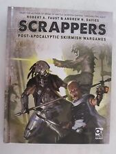 Osprey - Scrappers: Post-Apocalyptic Skirmish Wargame