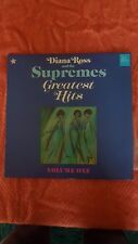 DIANA ROSS & SUPREMES Greatest Hits Vol 1 LP Vinyl