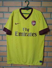 Arsenal Away football shirt 2010 - 2012 Size L  jersey soccer Nike