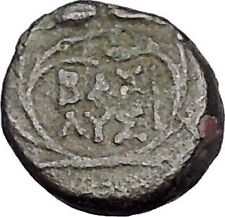 LYSIMACHOS successor of Alexander the Great Hercules Ancient Greek Coin i46986