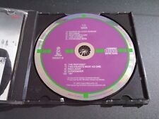 U2 War West Germany Target CD Hub Inscription & No Mirror Band Audiophile
