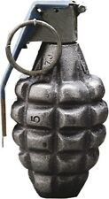 Denix Pineapple Grenade Replica Replica Non-Functioning Safe Complete Assembly
