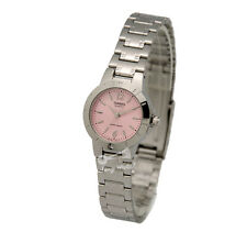 -Casio LTP1177A-4A1 Ladies' Metal Fashion Watch Brand New & 100% Authentic