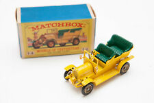 "MATCHBOX Y-16-1 ""Models of Yesteryear"" 1904 Spyker Tourer - E Box Rare TOP"