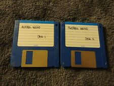 Another World Floppy Disc Game for the Commodore Amiga