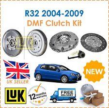 Per VW Golf MK5 3.2 R32 2004-2009 LUK volano a doppia massa + CLUTCH KIT NUOVO