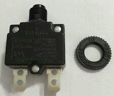 125//250VAC 32VDC 5 A Interruttore automatico dispositivo di protezione contro il sovraccarico Interruttore Con Fusibili ripristinabili