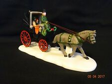 Department 56 Heritage Village Central Park Carriage Accessory 1989