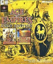 Age of Empires: Gold Edition (PC, 1999)