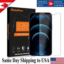 For iPhone 12 Mini 12 11 Pro Max XR X XS SE 8 7 Tempered Glass Screen Protector