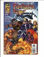 FANTASTIC FOUR VOL.2 # 8 (JUNE 1997), NM
