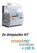2x AMPOULES H7 POWERTEC XTREME +130 BMW HP 2 Sport (K29)