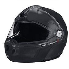 Ski-doo Modular 3 Snowmobiling Helmet Electric Sheild Black X Large 4479630990