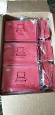 A4 A5 Q7 Q8 R8 Rs6 RS5 Etron Tdi NEW Genuine Audi Red Key Fob Gift Box Lot of 20