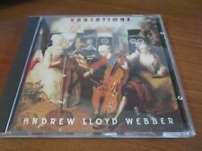 CD - Andrew Lloyd Webber - Variations