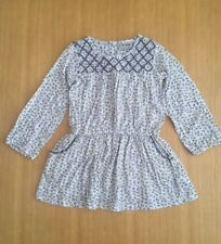 NEXT GIRLS DITSY FLORAL UNTOLD STORY SPANISH TUNIC DRESS 2-3 YEARS EASTER WHITE