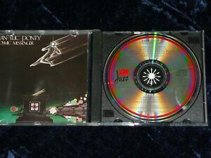 Jean-Luc Ponty CD Cosmic Messenger 1978 Atlantic Jazz  781 550-2  EX/EX