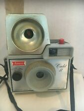 Ansco Cadet II with strap Ready Flash In VG+ Condition 127mm film