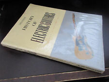History of Electric Guitar Japan Book Gibson Fender Gretsch Rickenbacker Teisco