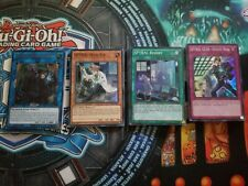 Yugioh SPYRAL Deck Complete with Extra Double Helix & More New Box & Sleeves!!!