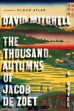 David Mitchell - THE THOUSAND AUTUMNS ... - later printing