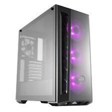 Cooler Master Masterbox MB520 RGB ATX Mid Tower Desktop PC Case Glass Window