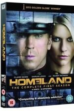Homeland The Complete Season 1 Complete Series 1 New and Sealed.....