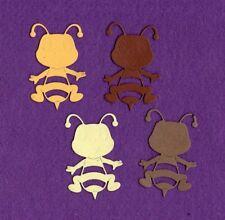 Bee # 2 die cuts scrapbook cards