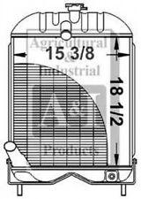 New Mf Radiator Fits Mf135 Vineyard 897188m94