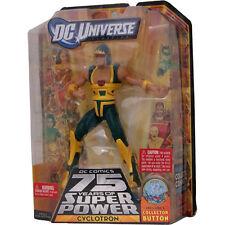 DC Universe Classics 2010 (Wave 13) CYCLOTRON action figure toy MOC