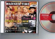 WARNER-TIME Jul-02 Red Hot Chili Peppers JAPAN PROMO-ONLY CD PCS-578 ENYA